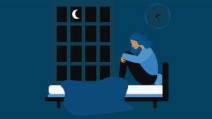 Consecuencias de dormir mal